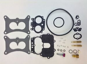Carter ABD 2 BBL Carburetor Kit 1960-1962 Lincoln 430 V8  3148S 3149S 3179S 3202