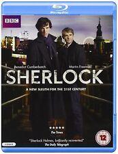 SHERLOCK BBC TV Series Complete Season 1 BluRay Collection+Extras New HOLMES