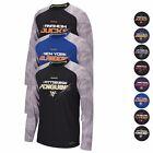REEBOK NHL Center Ice TNT Play Dry Performance Long Sleeve Shirt Collection Men