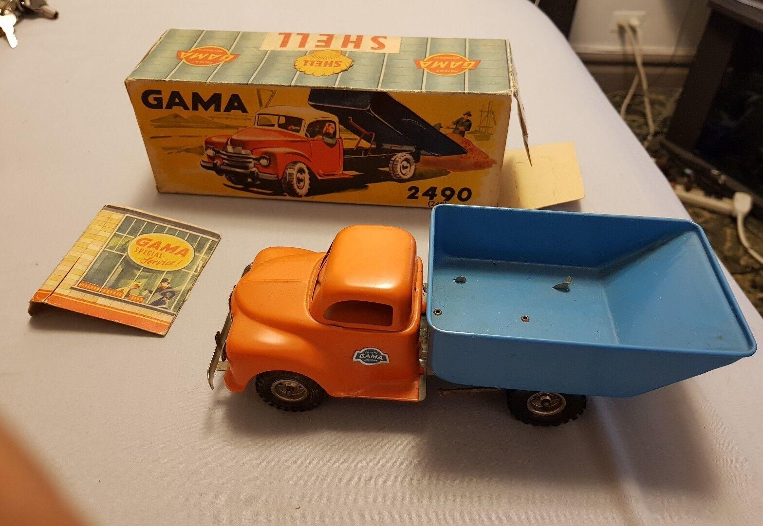 SUPER RARE GAMA  2490 (249) presse Acier mécanique Camion