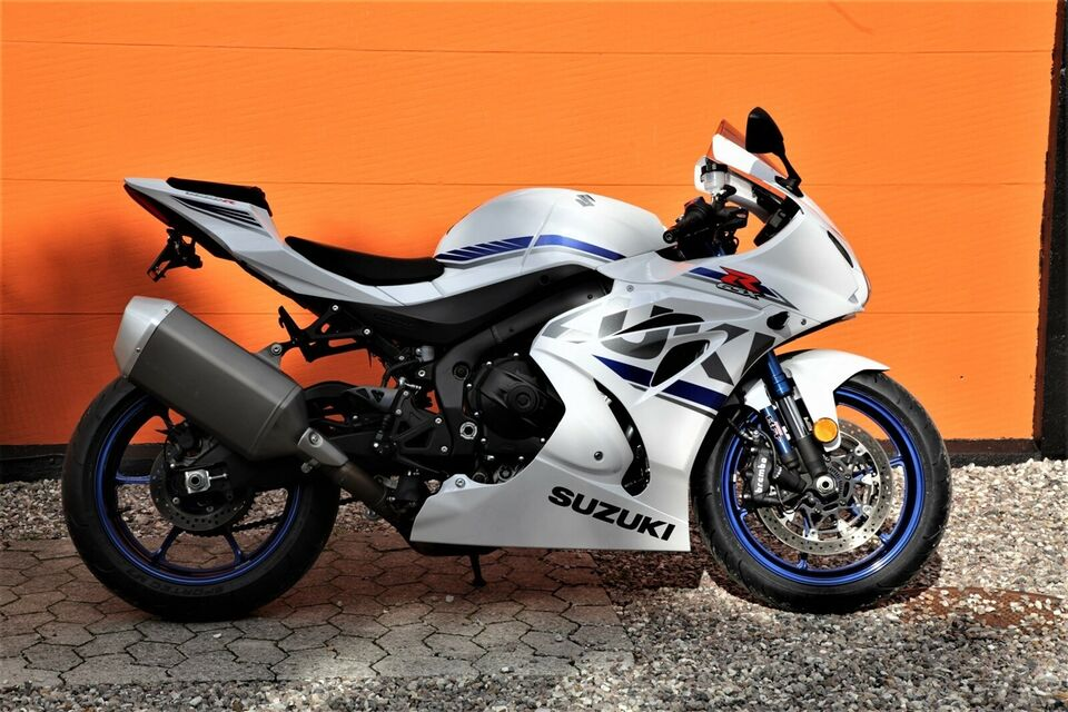Suzuki, GSX-R1000RAL8, ccm 1000