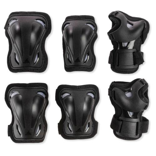 Elbow Rollerblade Skate Gear 3 PackWrist Knee PadsSkate Protection069