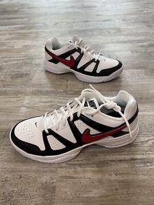 Nike City Court Mens White/black/red