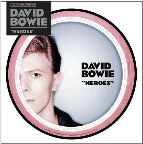 "David Bowie - Heroes [New 7"" Vinyl]"