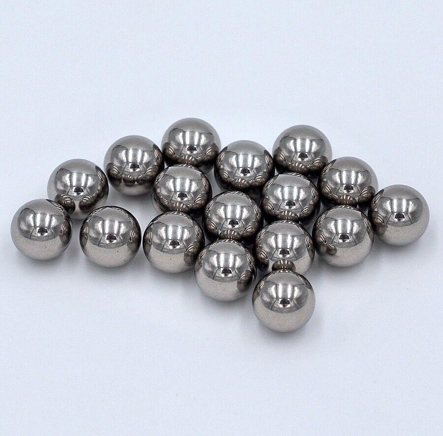 """12.7mm 1//2/"""" 10 PCS 304 Stainless Steel Loose Bearing Balls G100 Bearings"""