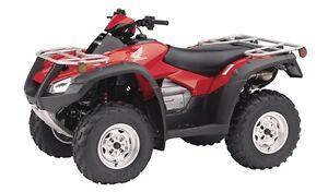 """High Lifter 2/"""" Lift Kit Honda Big Red 2009 2010 2011 2012"""