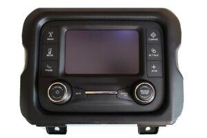 Jeep Wrangler JL 2018-2020 Sirius/xm radio upgrade kit OEM MOPAR | eBay