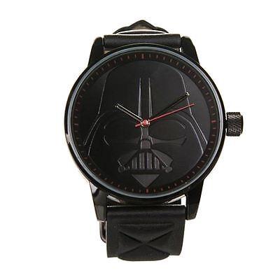 Officially Licensed Star Wars Darth Vader Men's Collectors Quartz Analogue Watch