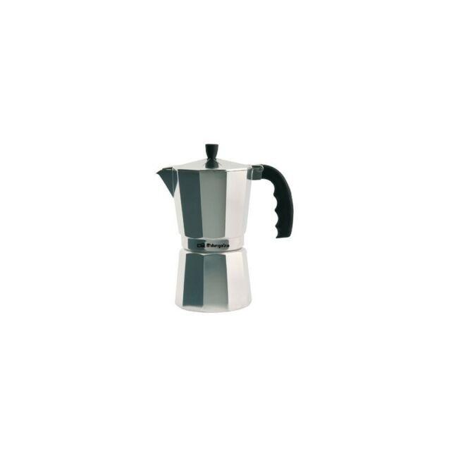 Cafetera Italiana ORBEGOZO KF200 2 Tazas