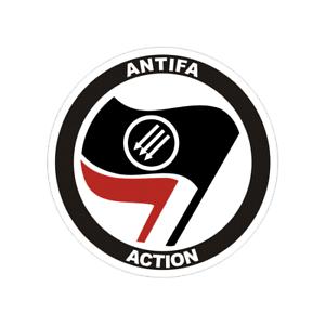 Details about ANTIFA ACTION Flags Symbol No Nazi Anti Nazi Anti Fascism  Sticker Decal 4