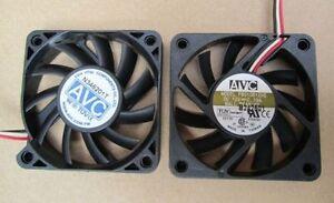 AVC-F6010B12HS-Fan-0-19A-12V-60-60-10mm-3pin-M794-QL