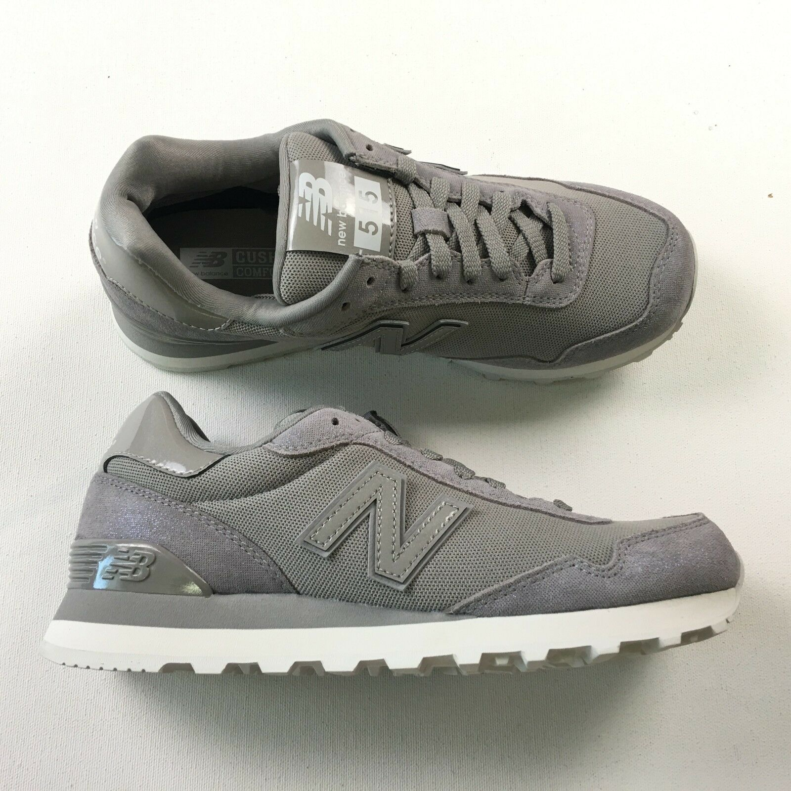 New Balance Damenschuhe Sz Sneakers 7 Schuhes WL515RFB 515 Gray Sneakers Sz S0077 fb98ab