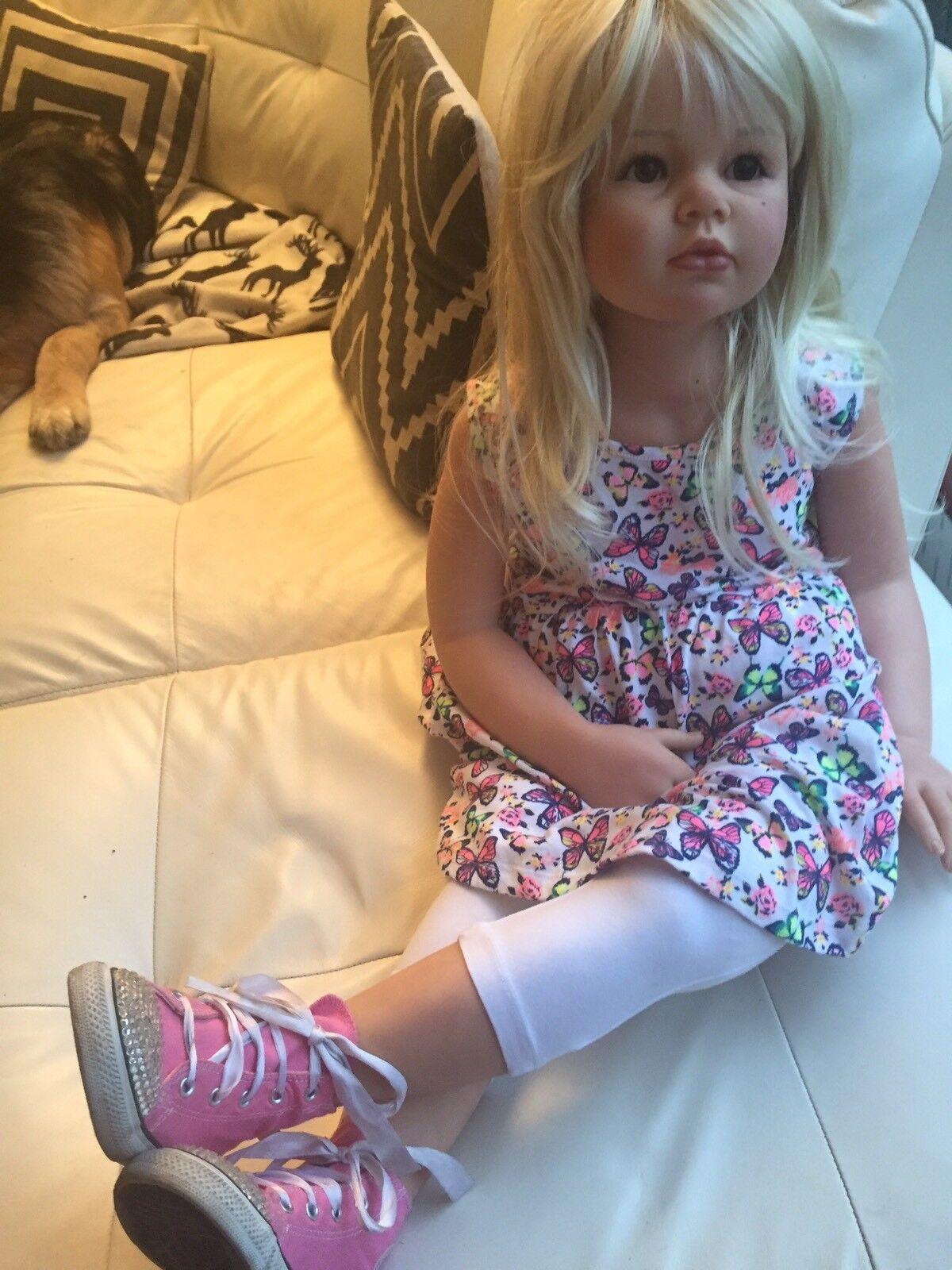 Reborn toddler Angelica GABRIELLE per ordine personalizzato Reva