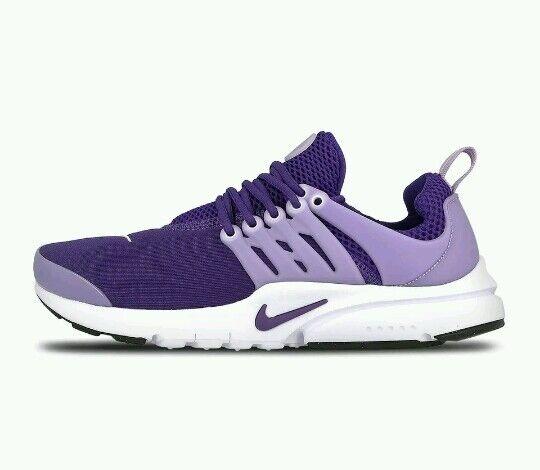 NIKE PRESTO  GS 833878500 femmes  Trainers  Violet  uk 4.5 eu 37.5 cm 23.5