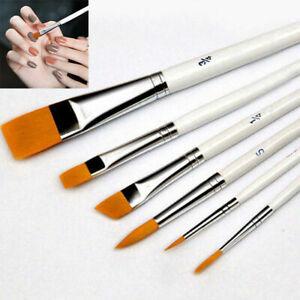 6Pcs-DIY-Art-Painting-Brushes-Acrylic-Oil-Watercolor-Artist-Paint-Brush-Dulcet