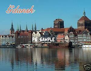 Poland-GDANSK-travel-souvenir-magnet