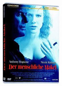 DVD * DER MENSCHLICHE MAKEL