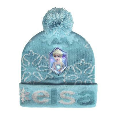 Harry Potter Hedwig Cream Fleece Lined Bobble Hat Age 4-8 Years