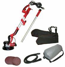 Drywall Sander 800w Electric Adjustable Variable Speed Vacuum Hose And Led Light