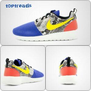 Nike Roshe One LX PYTHON Pack WOMEN'S UK 5 EUR 38.5 US 7.5 881202 400