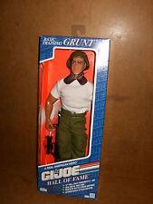 "G.I. JOE ( 12"" / 30cm ) HALL OF FAME - HASBRO - Basic Training GRUNT - 1992"