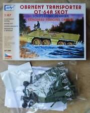 Schützenpanzerwagen OT-64A SKOT   - 1:87 Bausatz