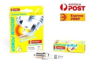 6-Denso-IK16-Spark-Plugs-Iridium-Power-suit-Toyota-Prado-3-4L-1996-2001-5VZ-FE