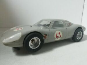 K&B AURORA RACING CAR SLOT CAR 1802 PORSCHE