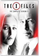 X-files The Season 11 Mitch Pileggi 438 Minutes DVD September 18 2018.