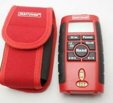 New Listingcraftsman 48252 Laser Guided Measuring Tool Withpouch Laser Tape
