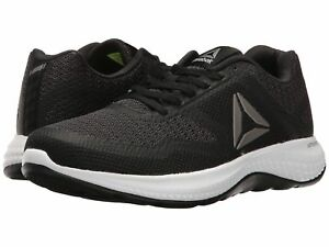 127b7297eb4483 Reebok Men s Astroride Run MT Athletic Running Shoes Black White ...