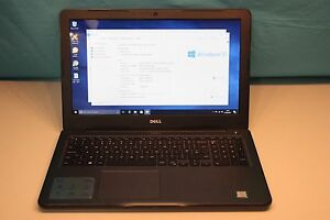 86ee4543d DELL INSPIRON 15 5567 CORE I7 7500U 2.7GHZ 8GB 250GB SSD ...