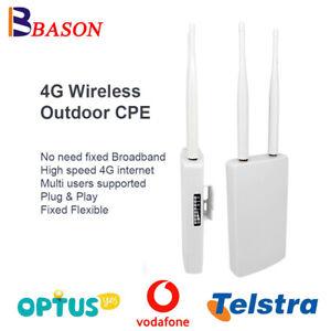 LTE-3G-4G-Router-Mobile-WiFi-Hotspot-RJ45-LAN-Port-For-Telstra-Optus-Vodafone
