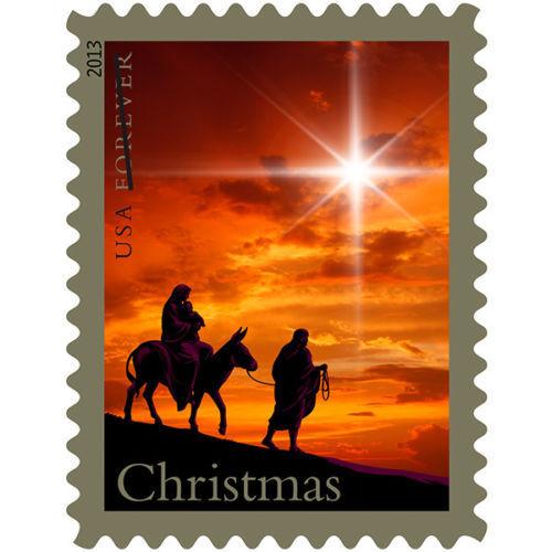 2013 46c Holy Family, Christmas Scott 4813 Mint F/VF NH
