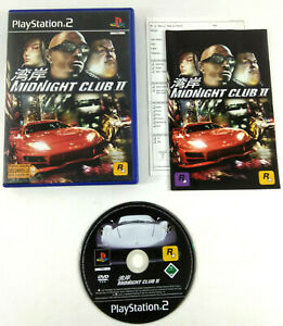 Jeu-Playstation-2-PS2-VF-Midnight-Club-II-avec-notice-Envoi-rapide-et-suivi