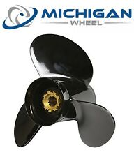 Michigan Match 13 3//4 x 13 031055 Propeller For Force 75-150HP Single Exhaust