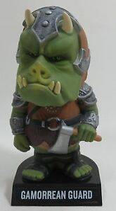Star Wars GAMORREAN GUARD Bobble Head - Wobbler Bobble - Funko 2008