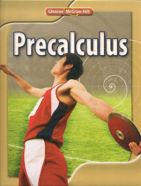 Advanced Math Concepts: Glencoe Precalculus Student Edition by Glencoe  McGraw-Hill Staff (2010, Hardcover)