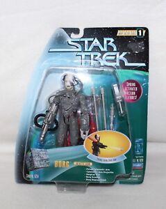 1997-STAR-TREK-Warp-Factor-Series-1-034-BORG-034-Action-Figure-IOP