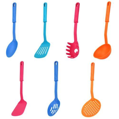 Plastic Kitchenware Cookware Shovel Colander Spatula Non-Stick Cooking Tool BEST