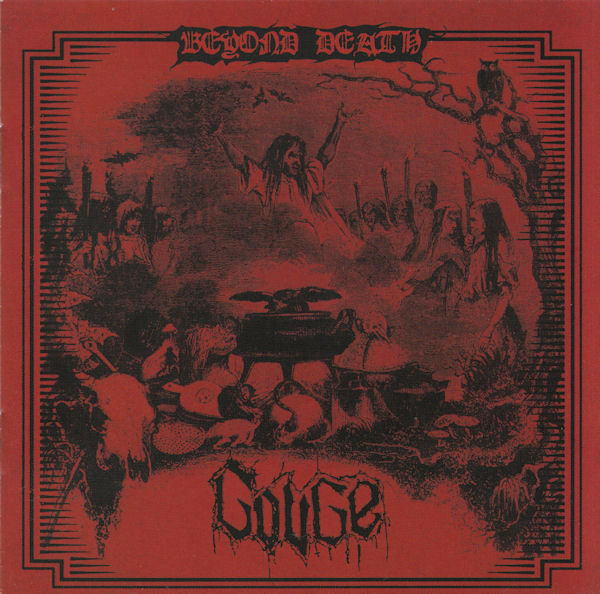 Gouge  ‎– Beyond Death (CD)