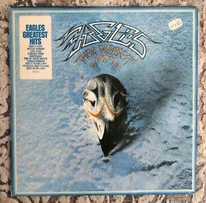 Eagles-Their-Greatest-Hits-1971-1975-Vinyl-LP-1976-ISRAEL-Elektra-K-53017
