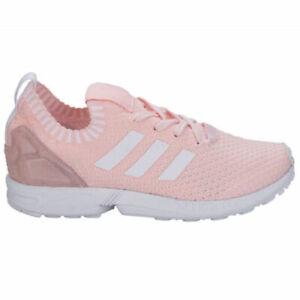 Adidas Taglia W Primeknit Tessuto 38 S81900 Calzino Nmd 2 3 bianco Tessuto Flux Pk Zx rosa FgFpA