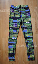 8-bit retro game leggings leggings -  10 - 12 UK, geek, games pixel old con nerd