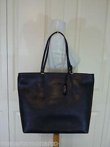 Image Is Loading Nwt Furla Black Onyx Saffiano Leather D Light