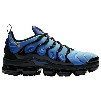 promo code 04089 8b0ca Nike Air Vapormax Plus Obsidian Blue Photo VM Max Tuned 924453-401 | eBay