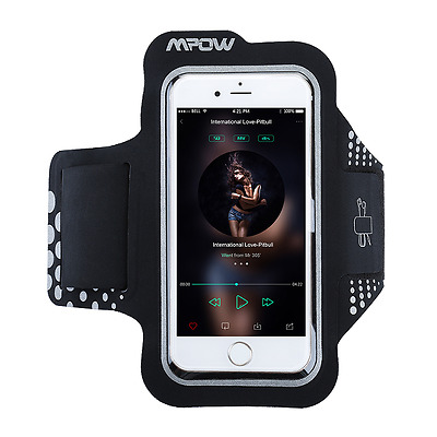 Sports Running Jogging Gym Armband Arm Band Case Cover Holder Strap for iPhone 6