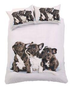 french bulldog bed sheets
