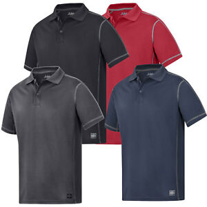 a80ef815f Snickers Workwear A.V.S. Work Polo Shirt. Anti Odour & Breathable ...