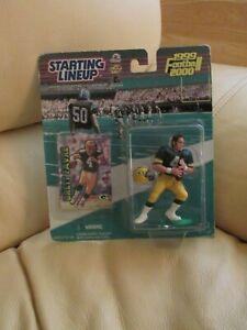 1999-2000 - Brett Favre - STARTING LINEUP FOOTBALL - Figurine & Card
